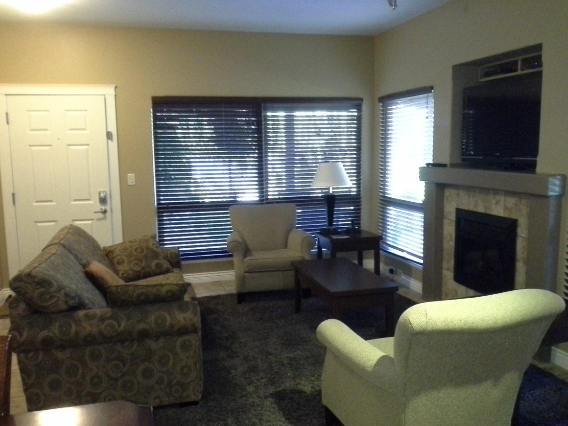 Villa 7 - Living Room